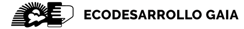 Ecodesarrollo Gaia Logo